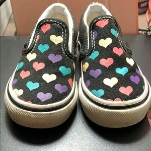 Toddler Girls Vans Shoes